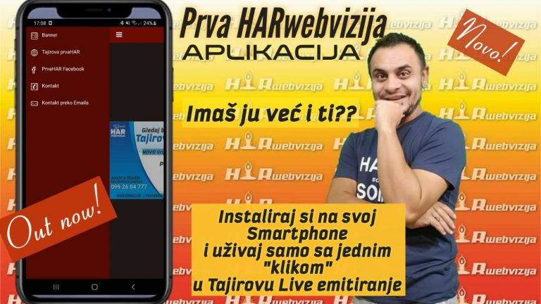Instaliraj si na svoj Smartphone
